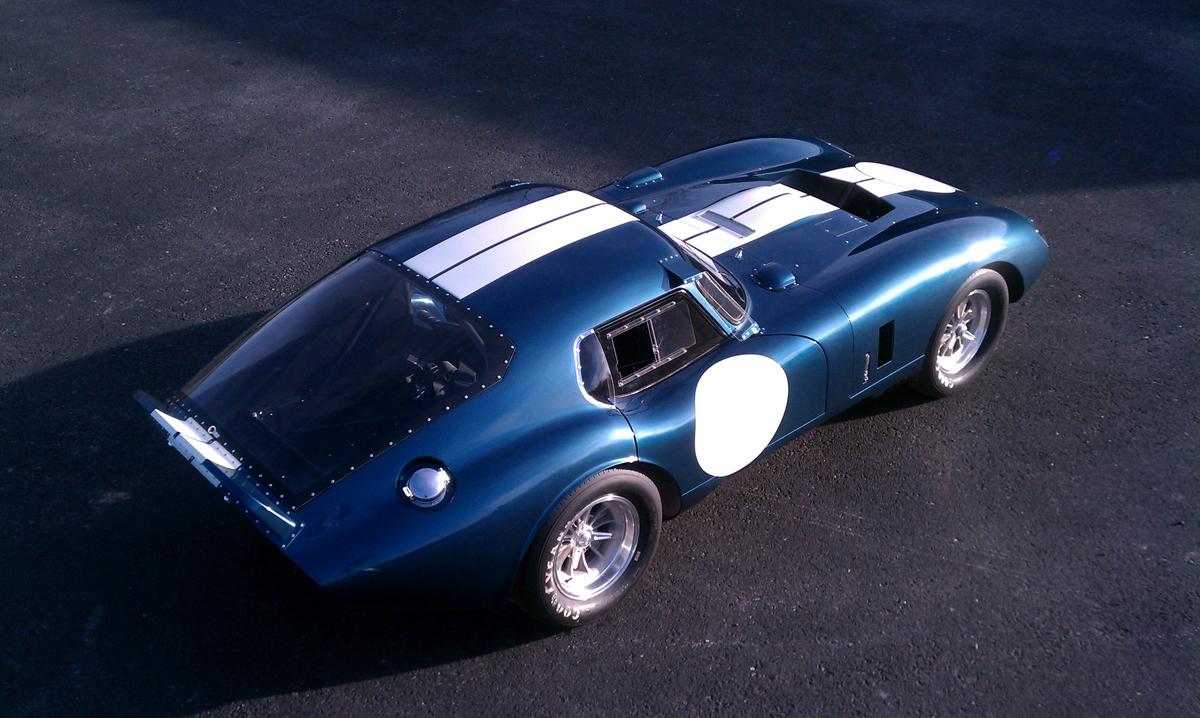 Shelby Daytona Coupe - CSX7063 (Aluminum Body) NOT A KIT!!! -